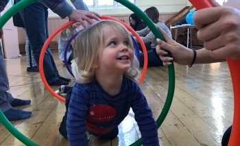 Jumping Beans (pre school Expressive Arts groups)