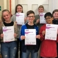 Amazing Lamda exam results for students