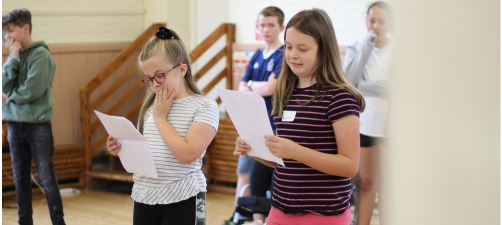 Mansfield Drama Festival preparations step up a notch - dress rehearsal details